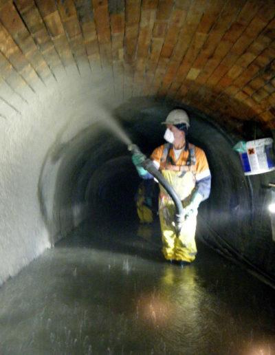 Bondi Ocean Outfall Sewer Rehabilitation