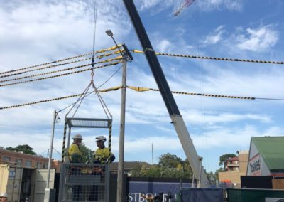 Kogarah Maintenance/ Access Shaft