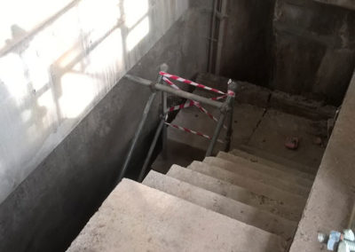 Stairway Removal